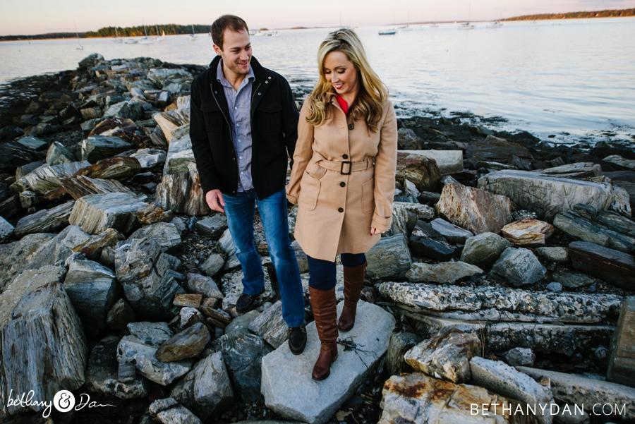 Danielle and Josh Engagement 0112