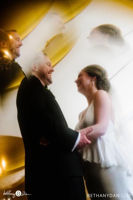 Nine Zero Hotel Wedding