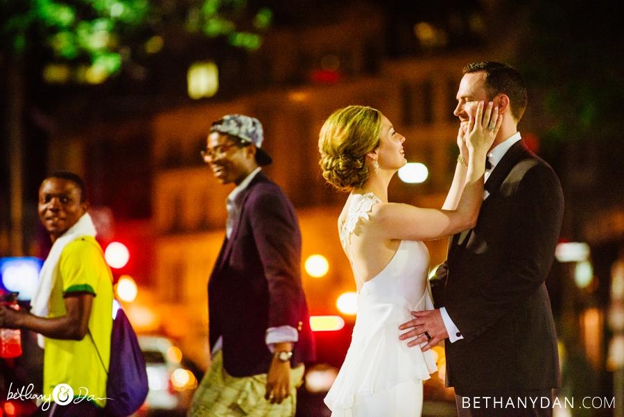 Downtown Boston Wedding