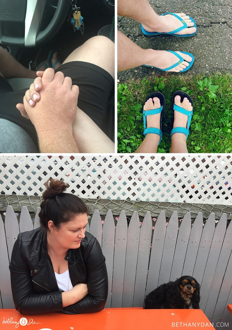 Photos from our life during August 2015