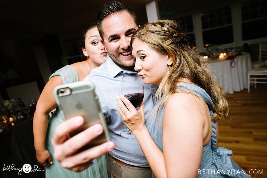 Selfie in the dancefloor