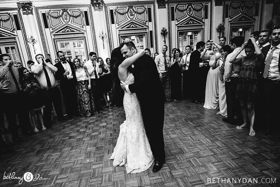 Fairmont Copley Boston Southie Wedding