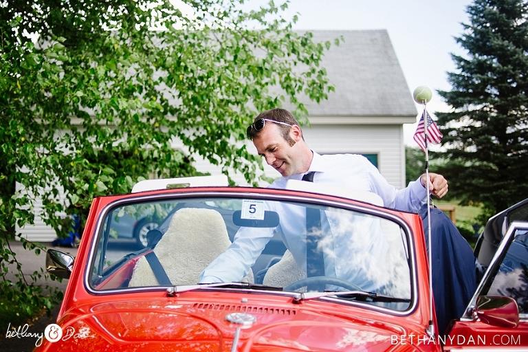 Simon Pierce Quechee Vermont Wedding