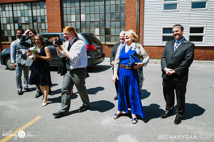 Katie and Luke Wedding Behind the Scenes 8285