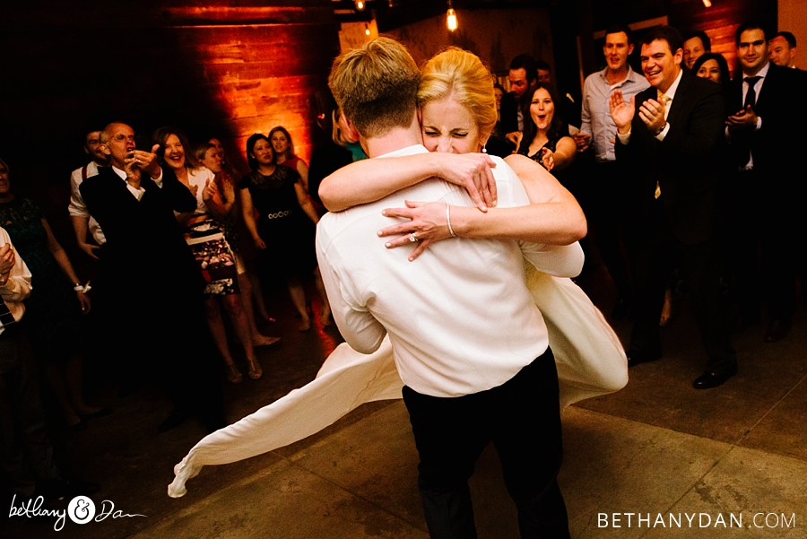 Austin Texas Loft Wedding 0027