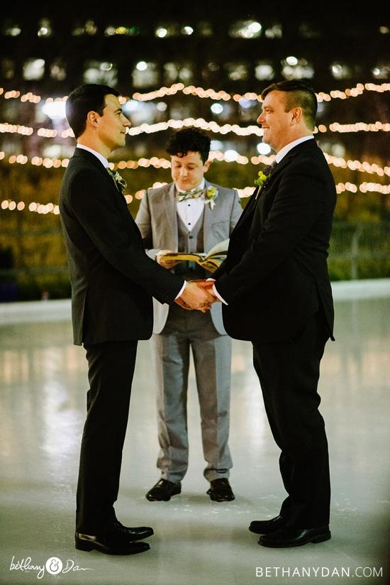 Cambridge Ice Skating Same Sex Wedding 0017