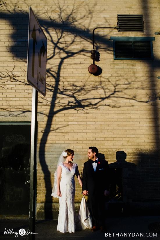 Providence Rhode Island Wedding