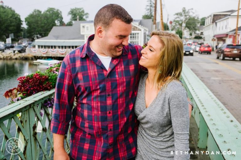 Kennebunkport Maine Engagement Session 0003
