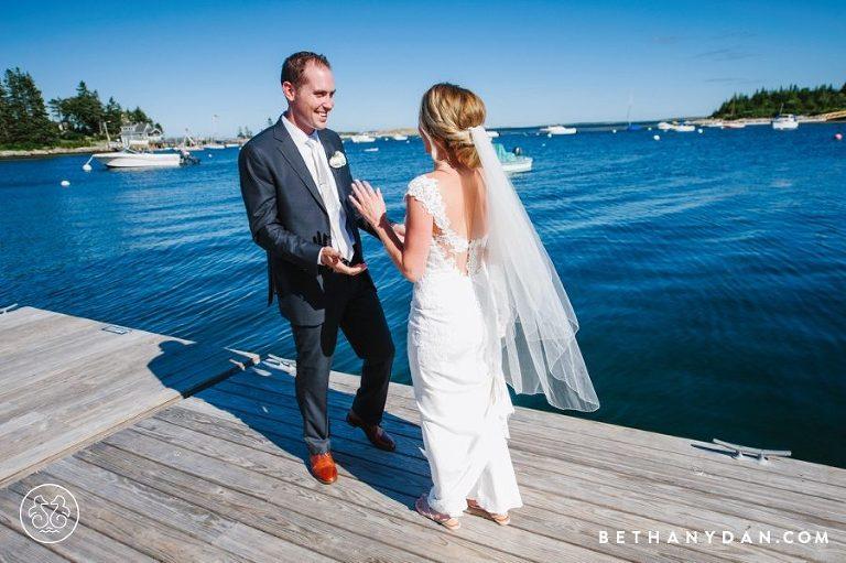 Boothbay Harbor Destination Wedding