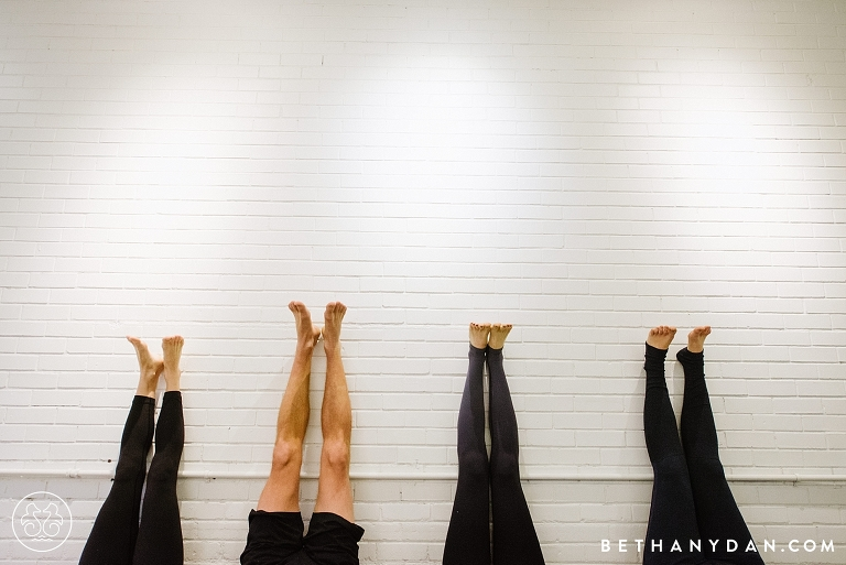 Durham Yoga Commercial Photography
