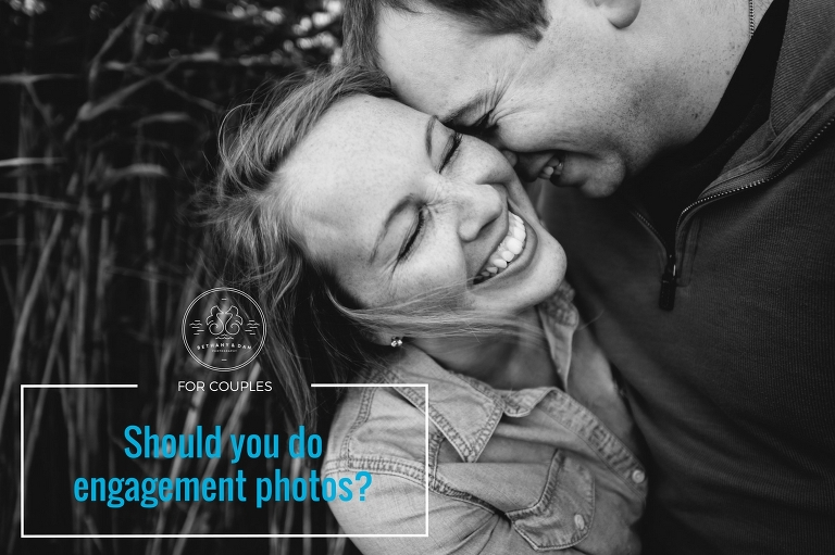 should you do engagement photos