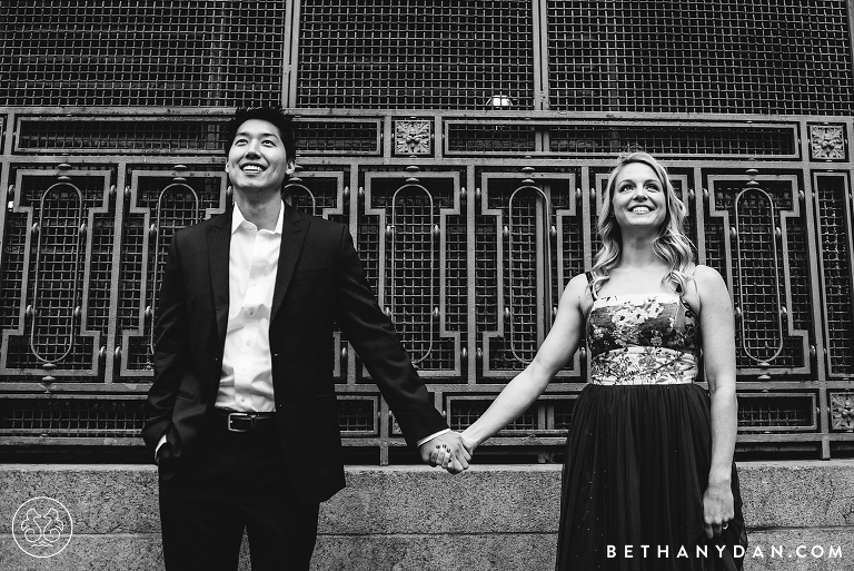 Grand Central Station NYC Engagement