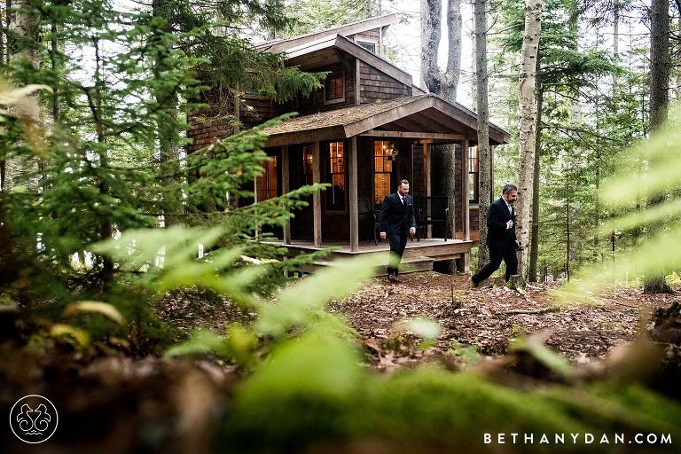 Intimate Oceanside Maine Wedding