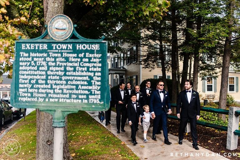 Rye Beach New Hampshire Wedding