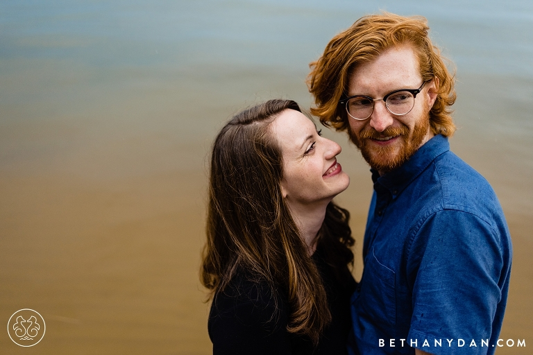 Kitty Hawk NC OBX Engagement Session