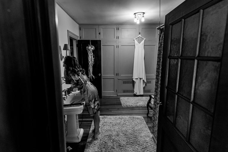 Newry Maine Intimate Wedding