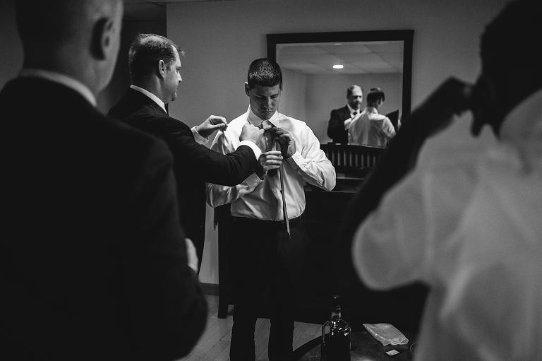 Sorrento Maine Wedding